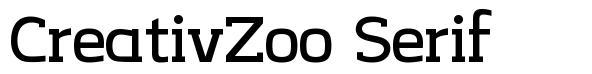 CreativZoo Serif