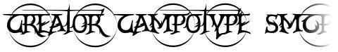 Creator Campotype Smcp