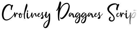 Crolinesy Daggaes Script