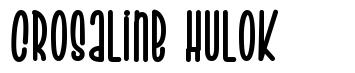 Crosaline Hulok