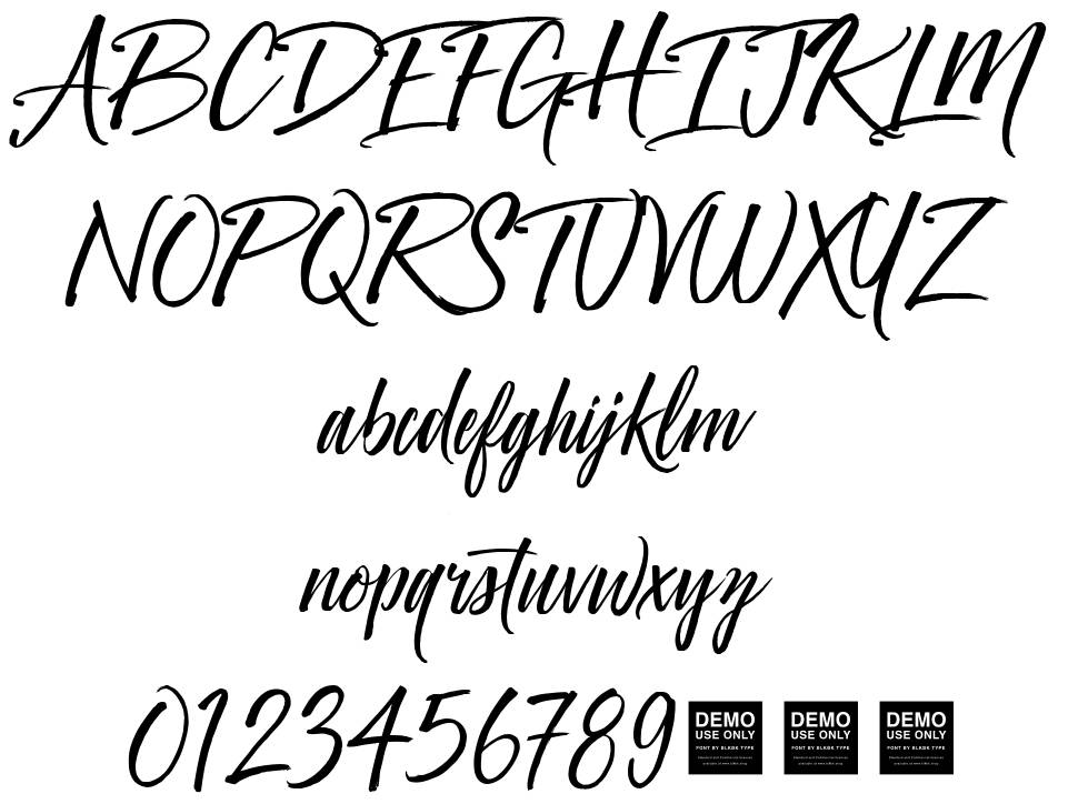 Crown Heights font