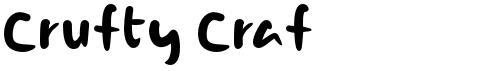 Crufty Craf