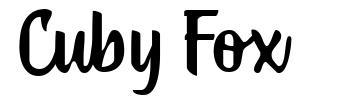 Cuby Fox