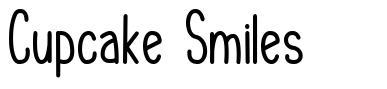 Cupcake Smiles font