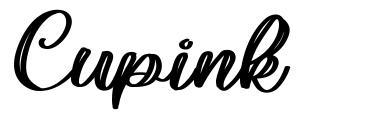 Cupink