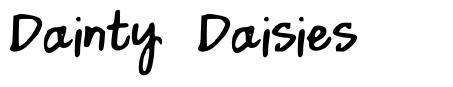 Dainty Daisies