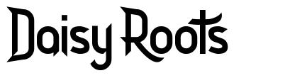 Daisy Roots フォント