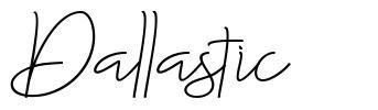 Dallastic