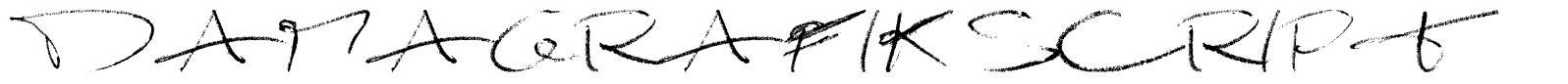 Damagrafik Script font