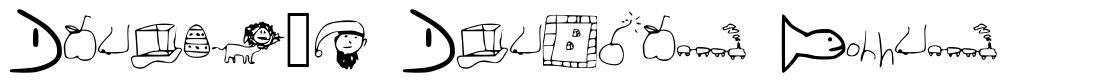 Daniel's Dingbat Font