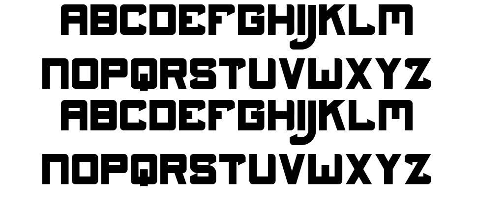 Darkness font