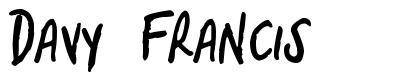 Davy Francis