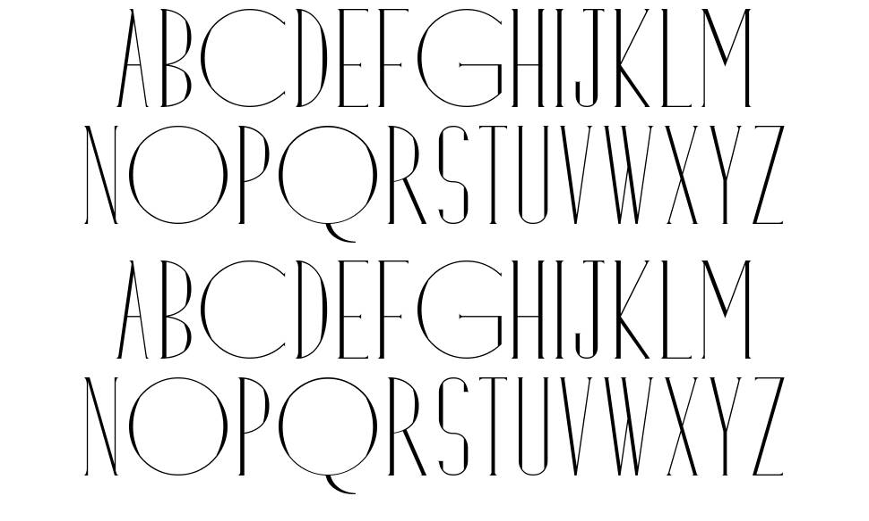 Dayang Senandung font