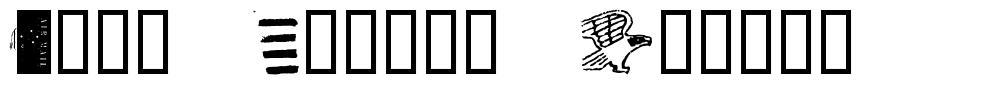 Dead Letter Office font