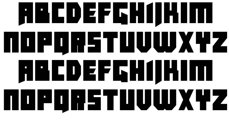 Dear Insanity font