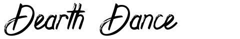 Dearth Dance