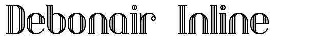 Debonair Inline