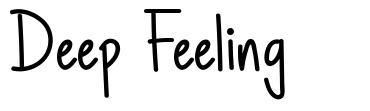 Deep Feeling