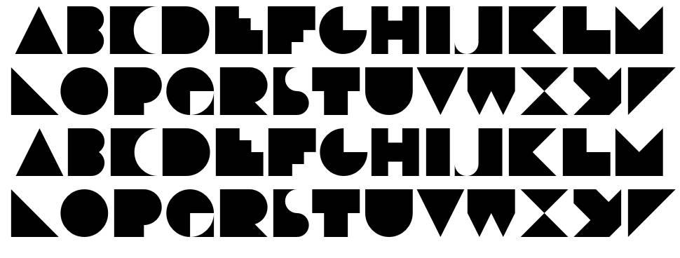 Deko font