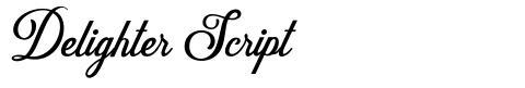 Delighter Script