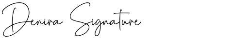 Denira Signature