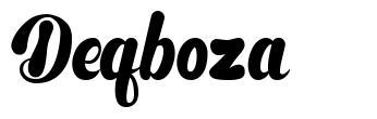 Deqboza