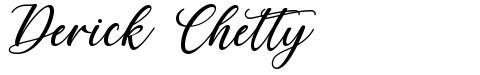 Derick Chetty