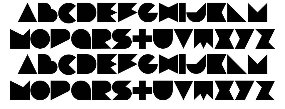 Devlose font