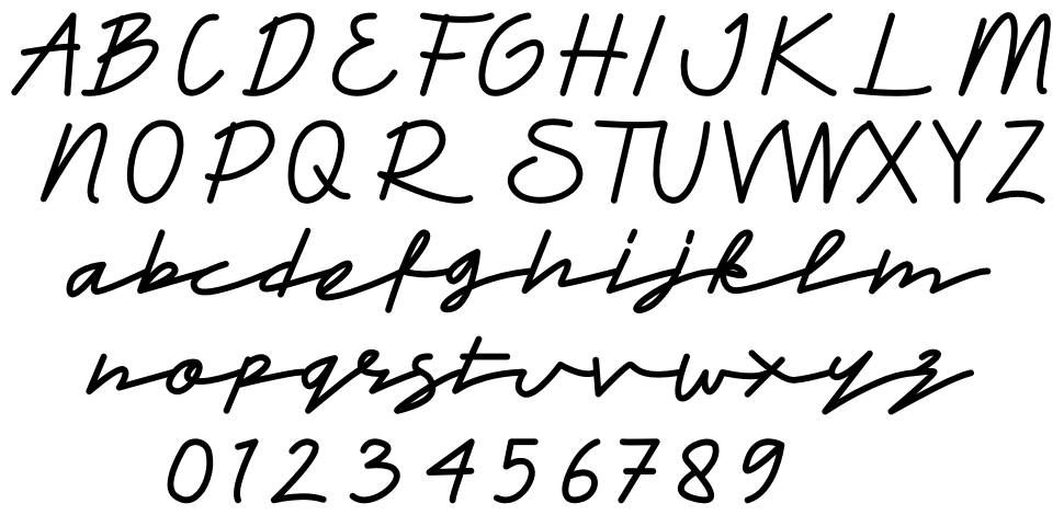 Dhecca House font