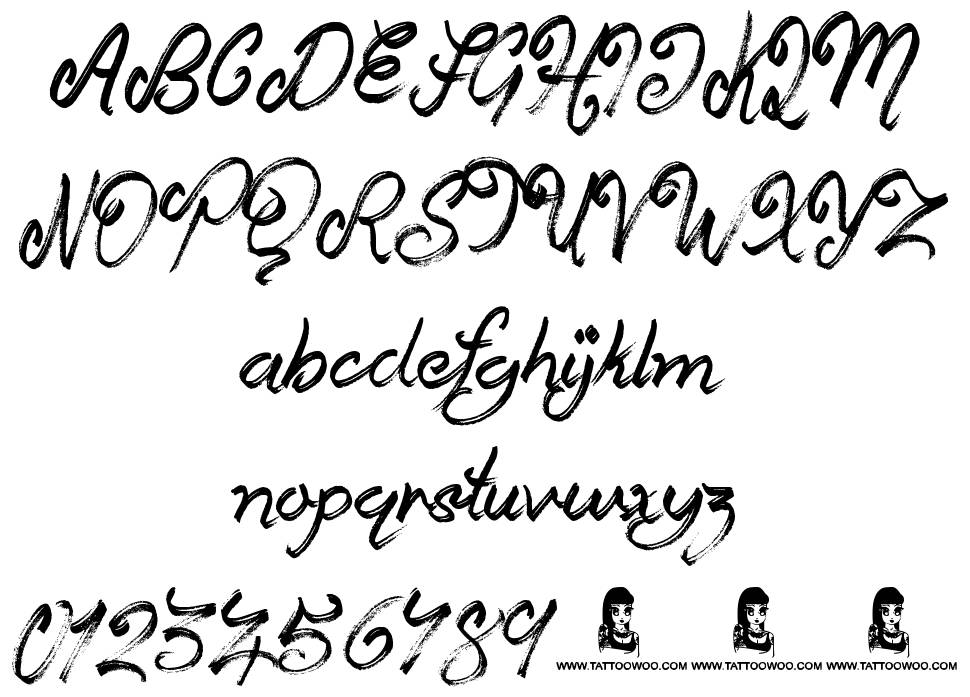 Dicey Slices font