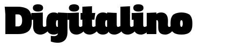 Digitalino font