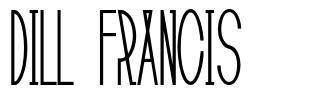 Dill Francis