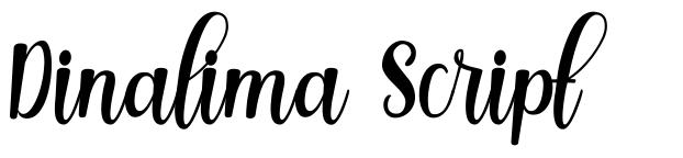 Dinalima Script