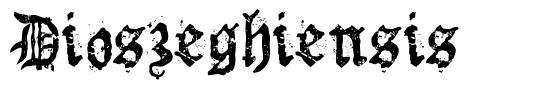 Dioszeghiensis