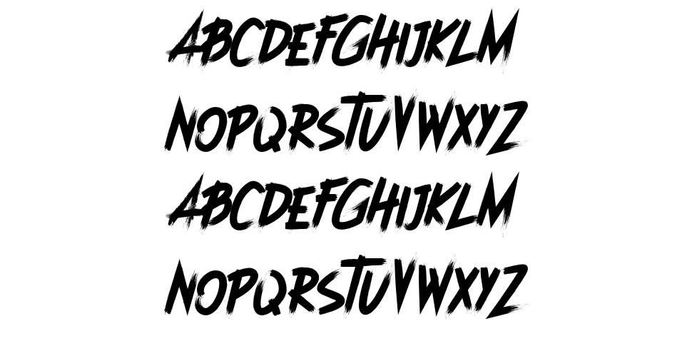 Dioxsida font