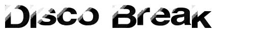 Disco Break font
