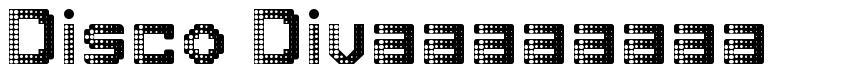 Disco Divaaaaaaaa font