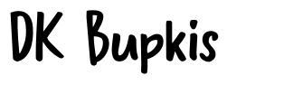 DK Bupkis