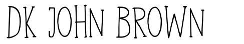 DK John Brown