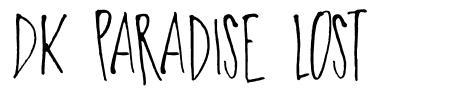 DK Paradise Lost