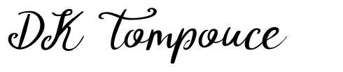 DK Tompouce