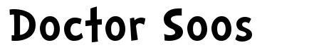 Doctor Soos font