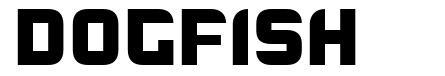 Dogfish font
