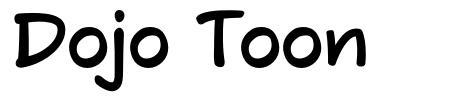 Dojo Toon fuente