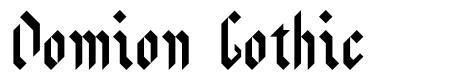 Domion Gothic