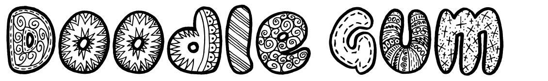 Doodle Gum