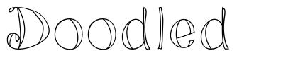 Doodled