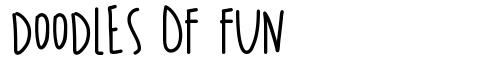 Doodles Of Fun