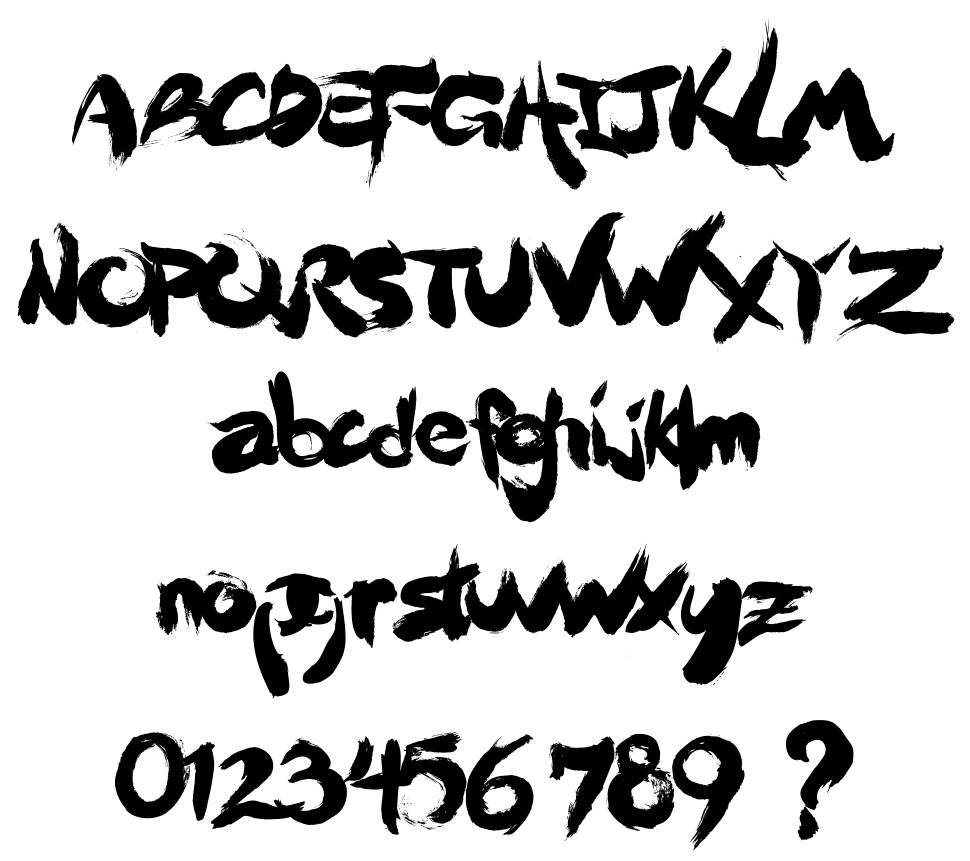 Dr Jekyll font