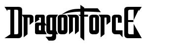 DragonForcE font